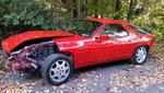 1990 Porsche GT Restoration