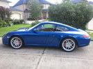 Porsche's - Past & Present