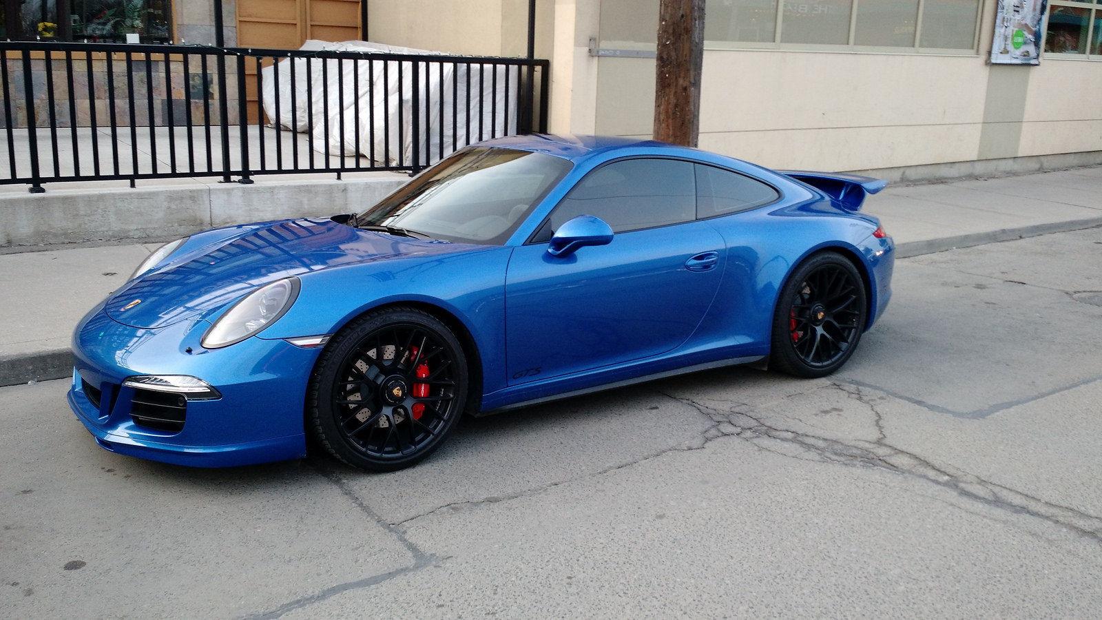 The End Of Sapphire Blue Metallic Page 2 Rennlist Porsche Discussion Forums
