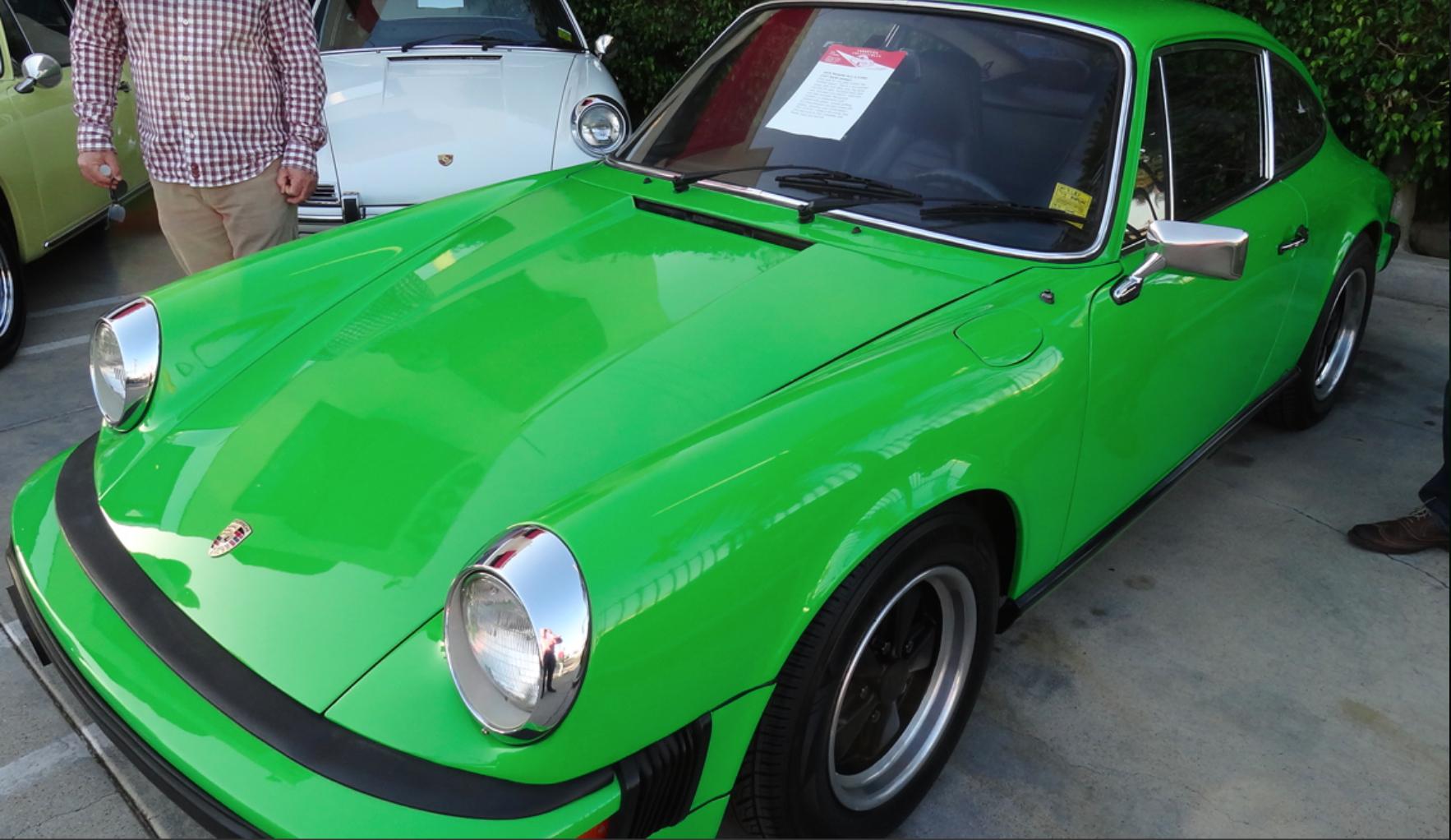 Birch Green Colour Code Page 2 Rennlist Porsche Discussion Forums