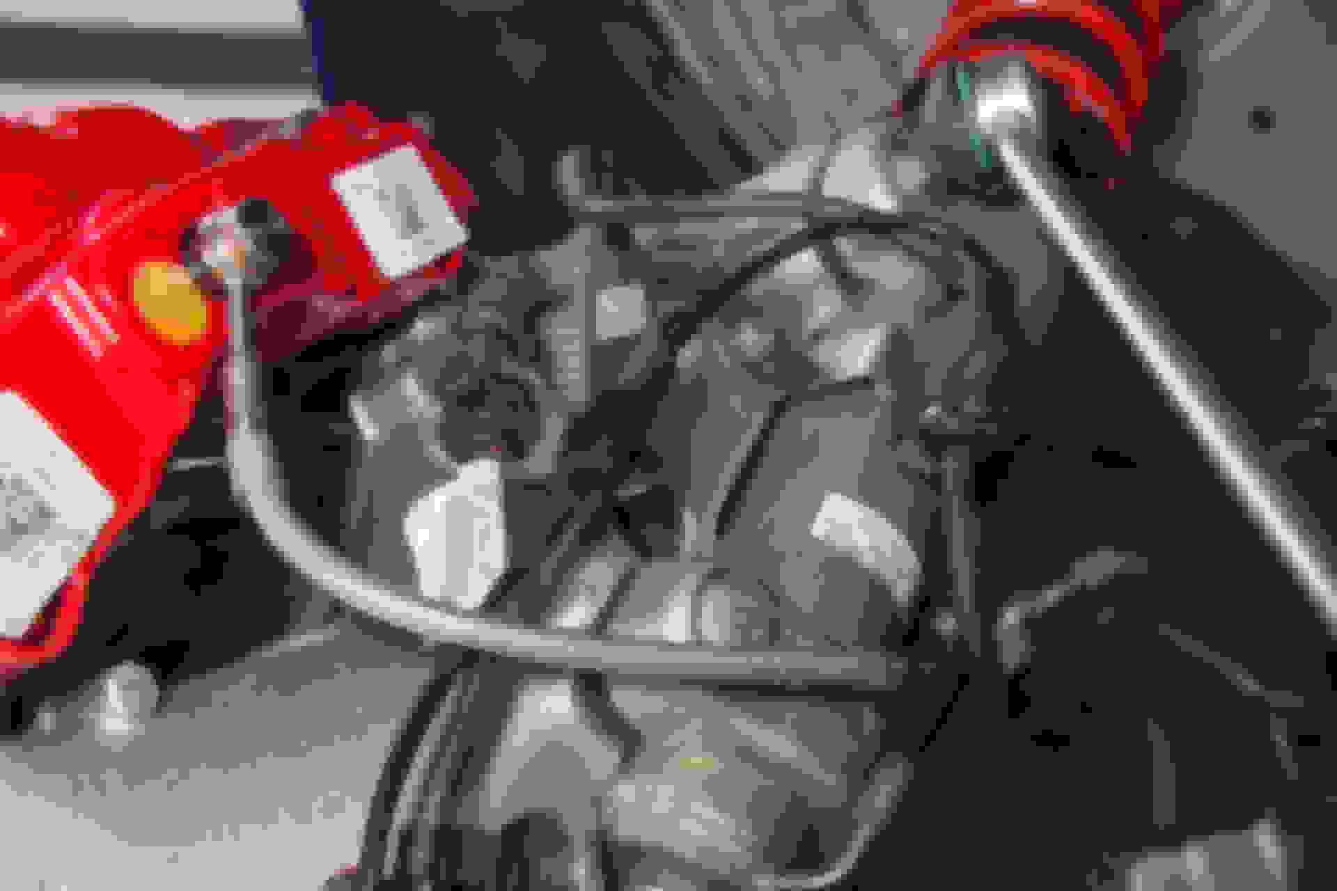 New: Spiegler Stainless Steel Brake Lines 6-line Kit
