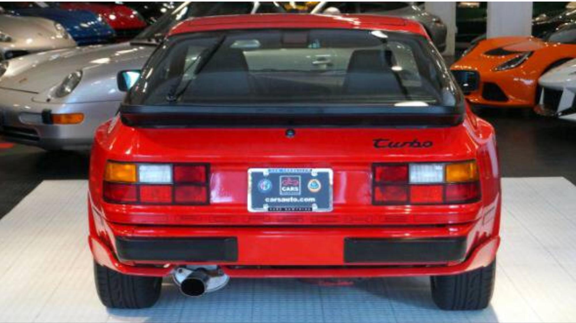 Clean 951 on Bay Area Craigslist - Rennlist - Porsche ...