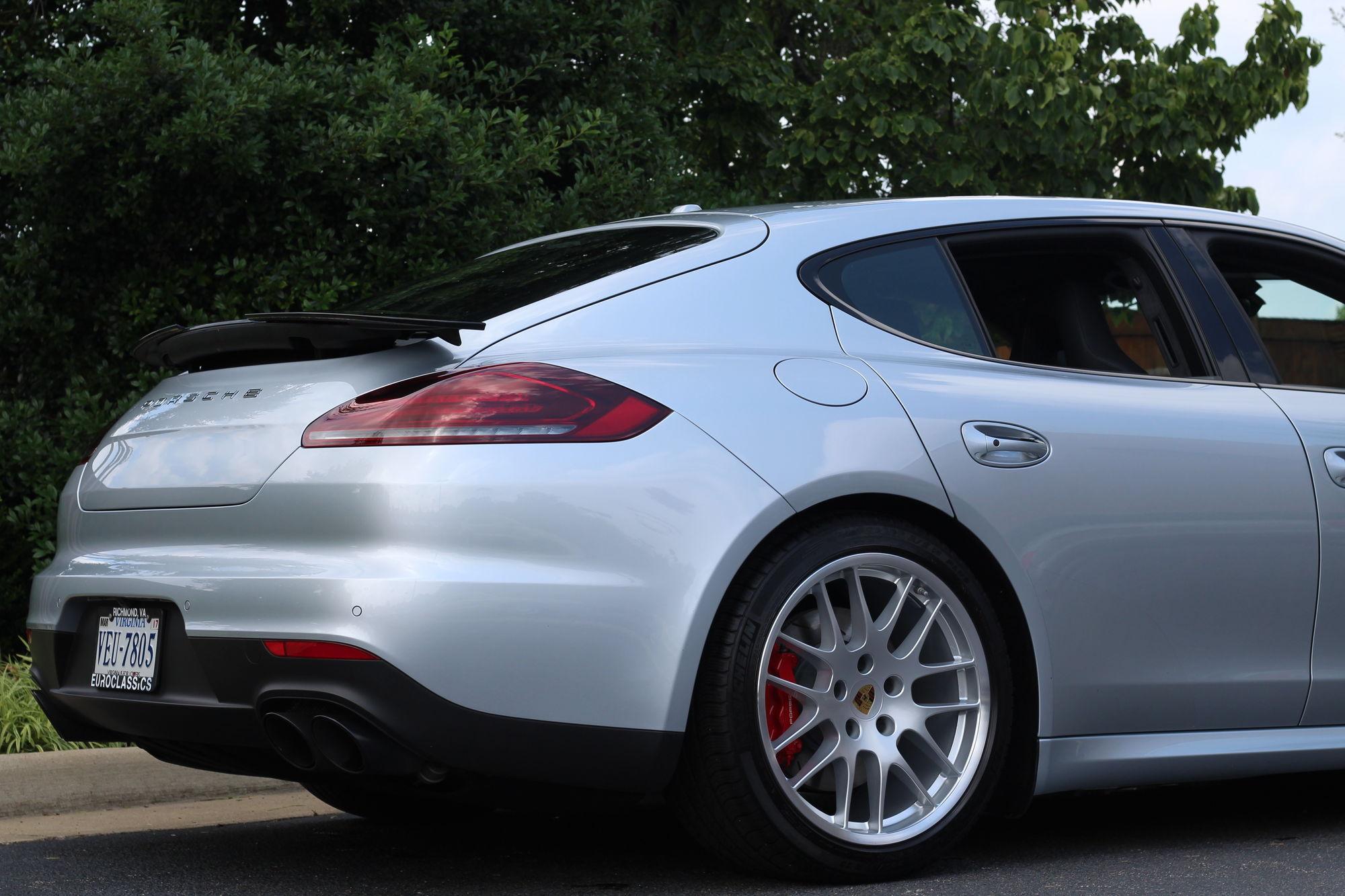 Dealer Inventory 2015 Porsche Panamera GTS - Rennlist ...