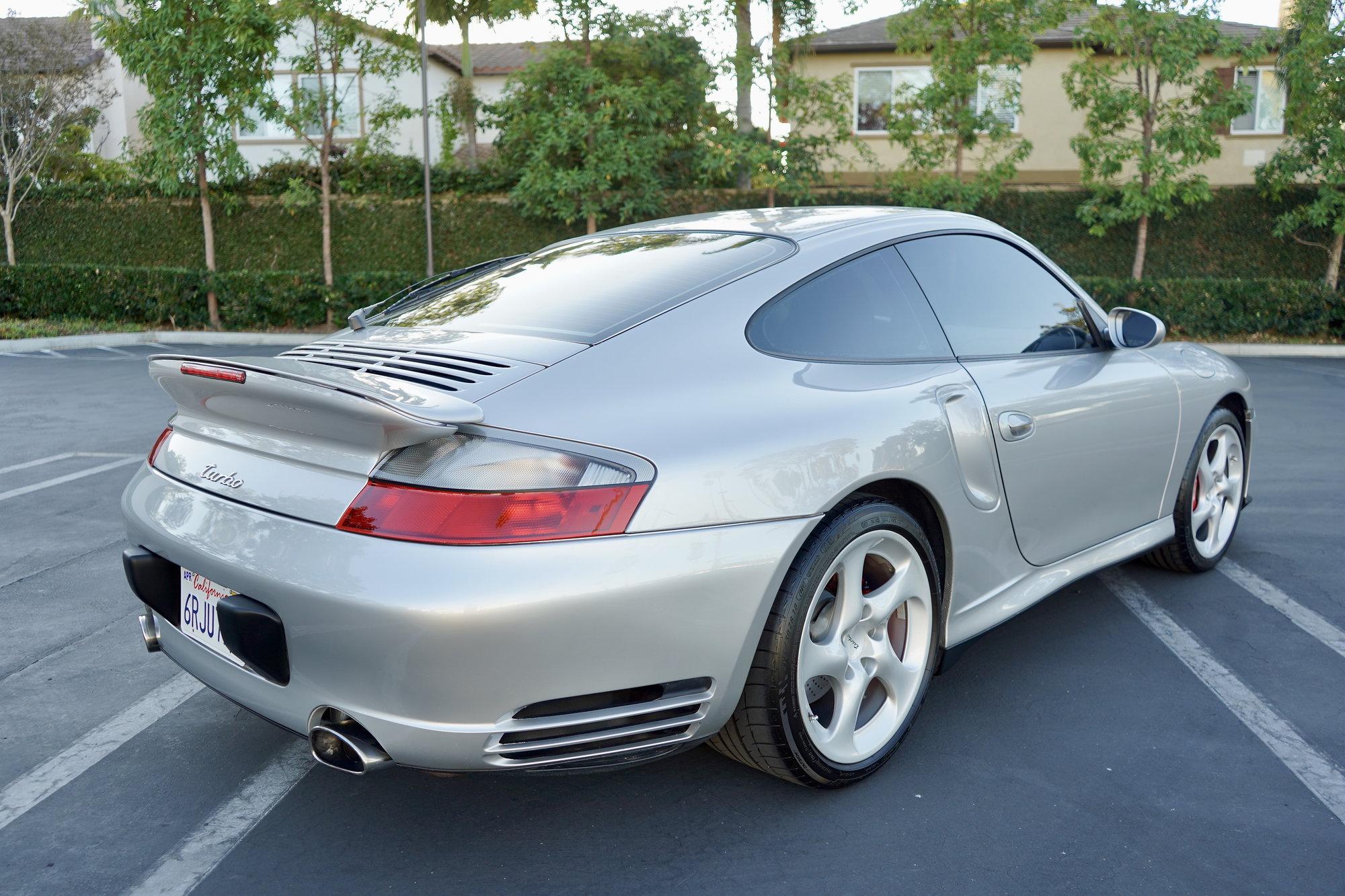 996 Turbo Owners handbook WVK 171 020 00 E/WW & WVK 173 620 01 ...