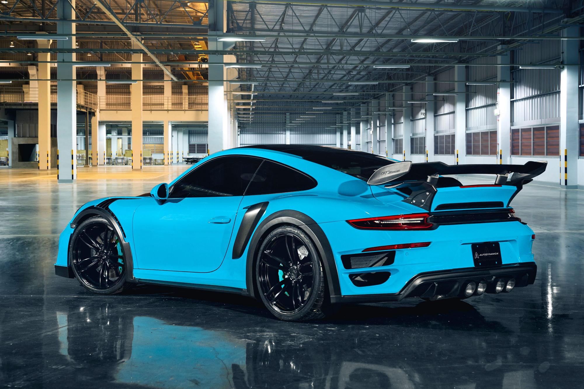 First TECHART GT Street R in the USA - Rennlist - Porsche Discussion