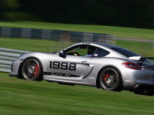 Action shot from Lime Rock a couple weeks ago