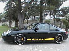 Black 996 with Speed Yellow trim