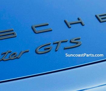 Carrera GTS Emblem - Page 3 - Rennlist - Porsche Discussion
