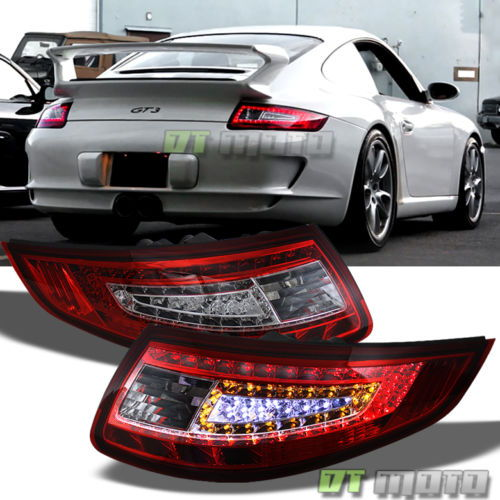 Porsche 996 Headlight Fix: LED Rear Tail Lights >>