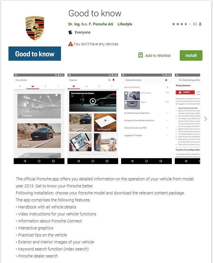 Porsche Cayenne Owners Manual Pdf