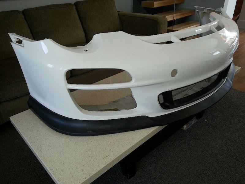 997 2 Gt3 Front Bumper Install On 997 1 C4s Rennlist