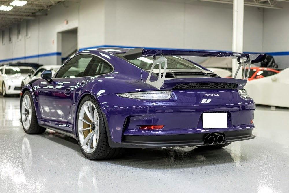 2016 Porsche 911 Gt3 Rs For Sale Cargurus Autos Post