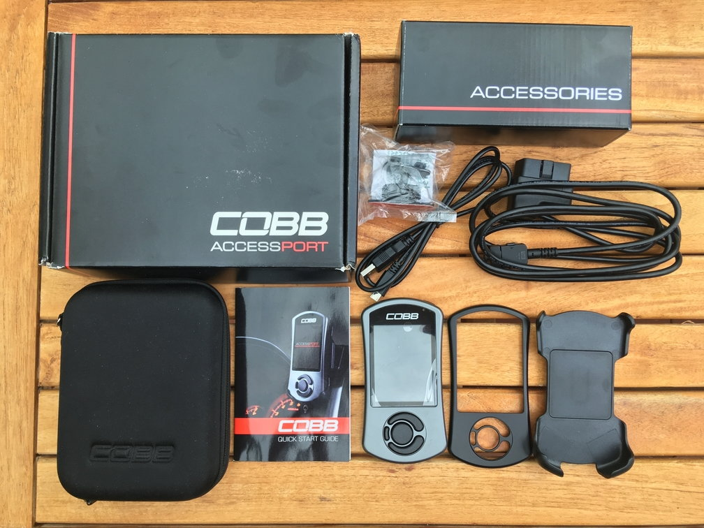 FS: Cobb Accessport for 997 2 Turbo / S - 6SpeedOnline