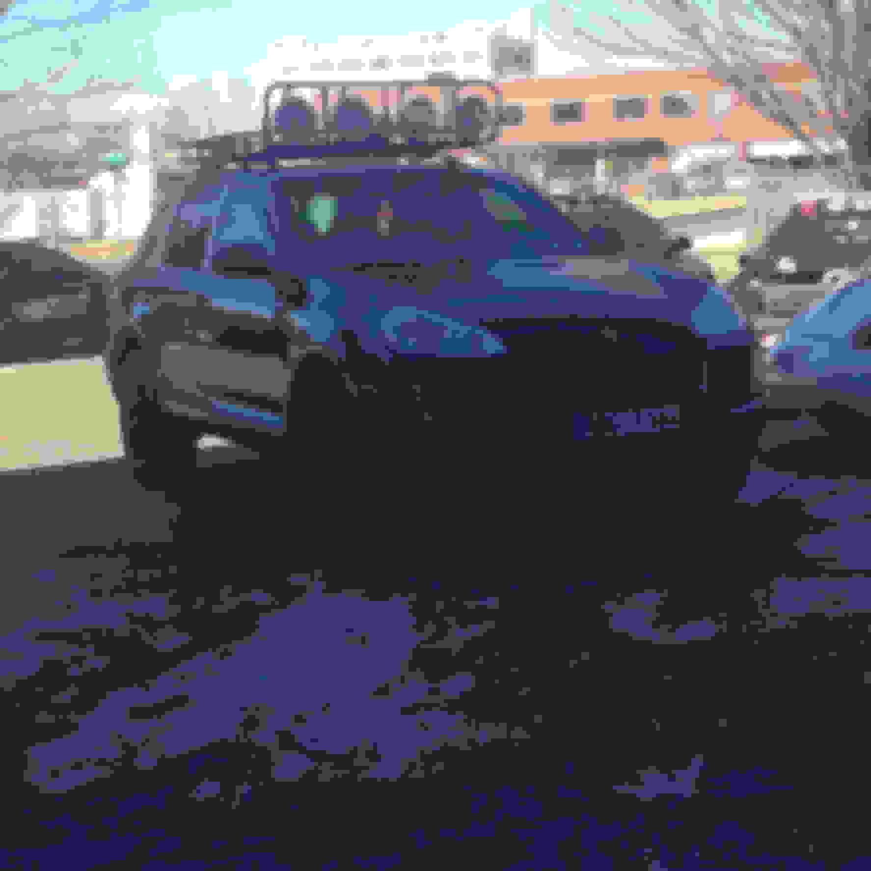 My lifted Cayenne Turbo - 6SpeedOnline - Porsche Forum and