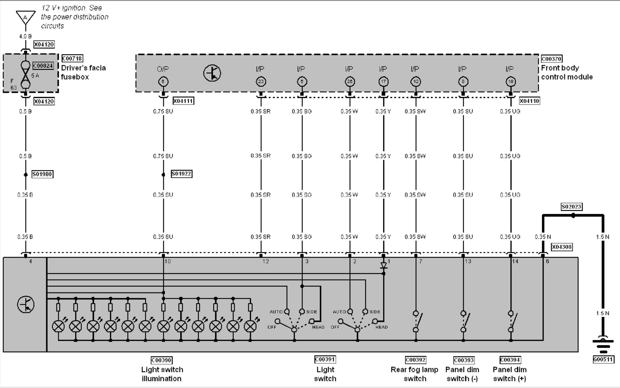2008 Bentley Continental Gtc Wiring Diagram