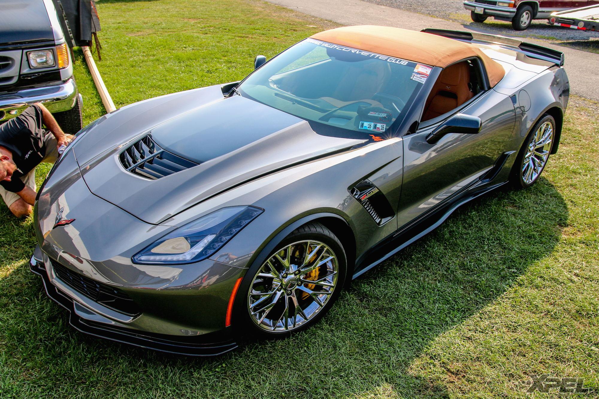 Corvettes at Carlisle 2016 6Speed line Porsche Forum