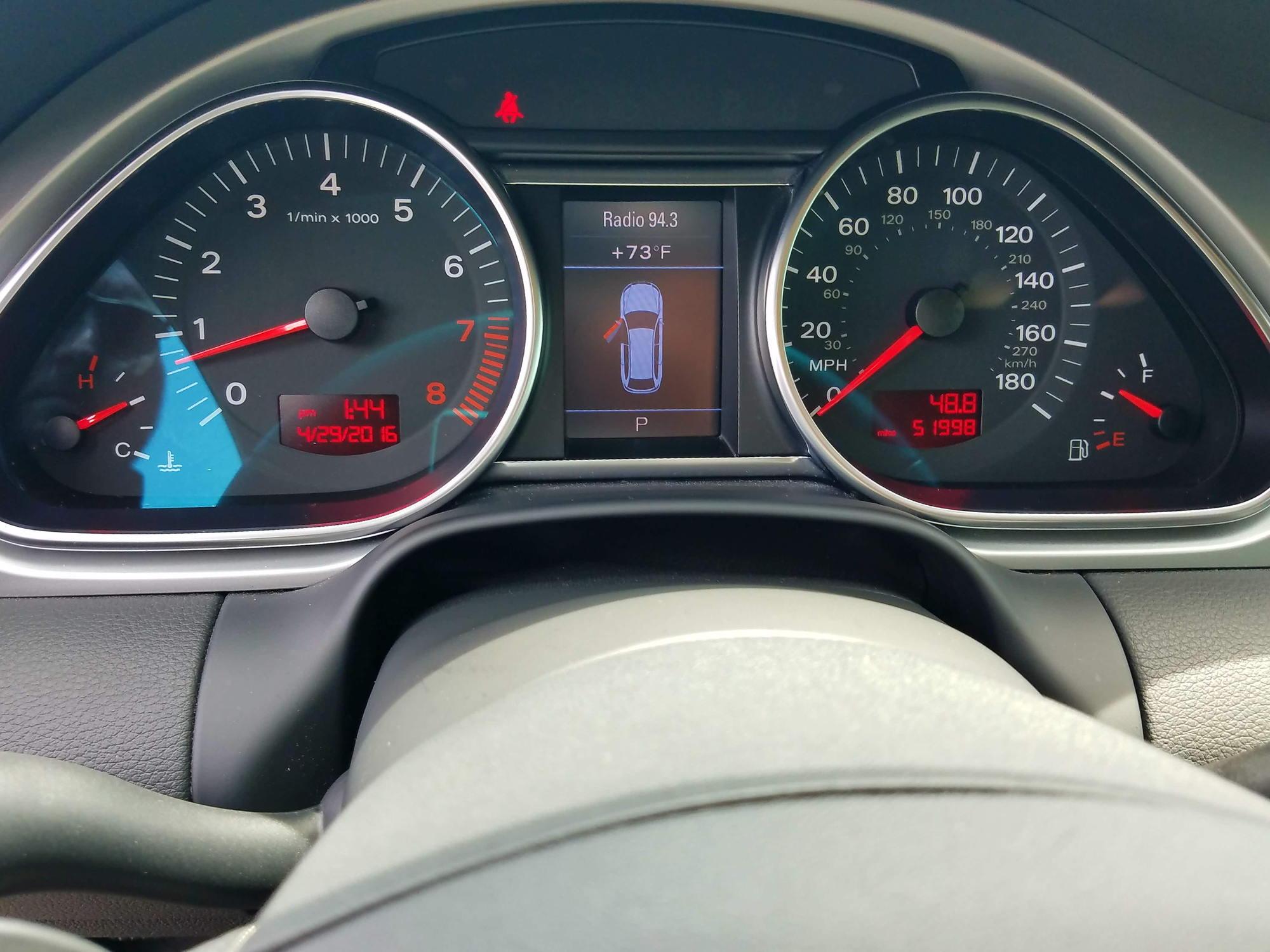 2009 Audi Q7 S Line W 2 Year Warranty Rennlist