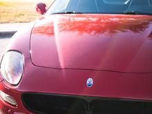 The Maserati Coupe GT