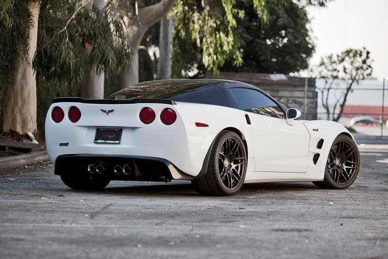 Corvette Stingray Top Speed >> Forgestar Lightweight Deep Concave Flow Forged Wheels for ...