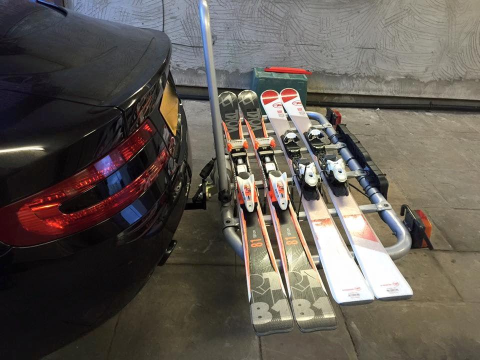 Ski Rack For Car >> Aston Martin DB9 tow bar and ski rack - 6SpeedOnline - Porsche Forum and Luxury Car Resource