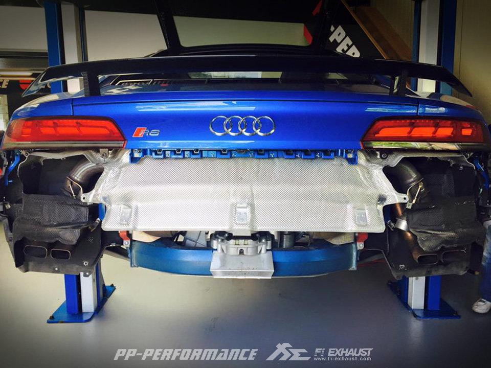 Fi Exhaust L Audi R8 V10 Plus 2016 L App Controller 6speedonline