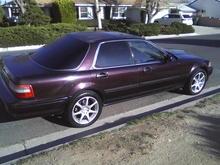 my 1992 Acura Vigor