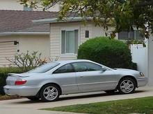 2003 Acura 3.2CL Type S 6spd Manual (Los Angeles CA)
