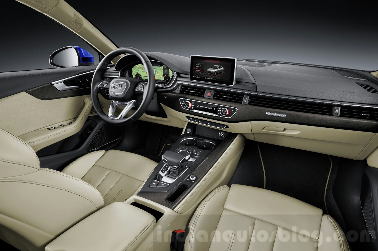 2017 Q5 interior dash photos - AudiWorld Forums