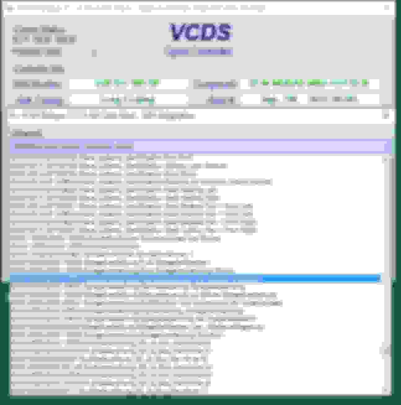 VCDS coding / adaptation help - AudiWorld Forums