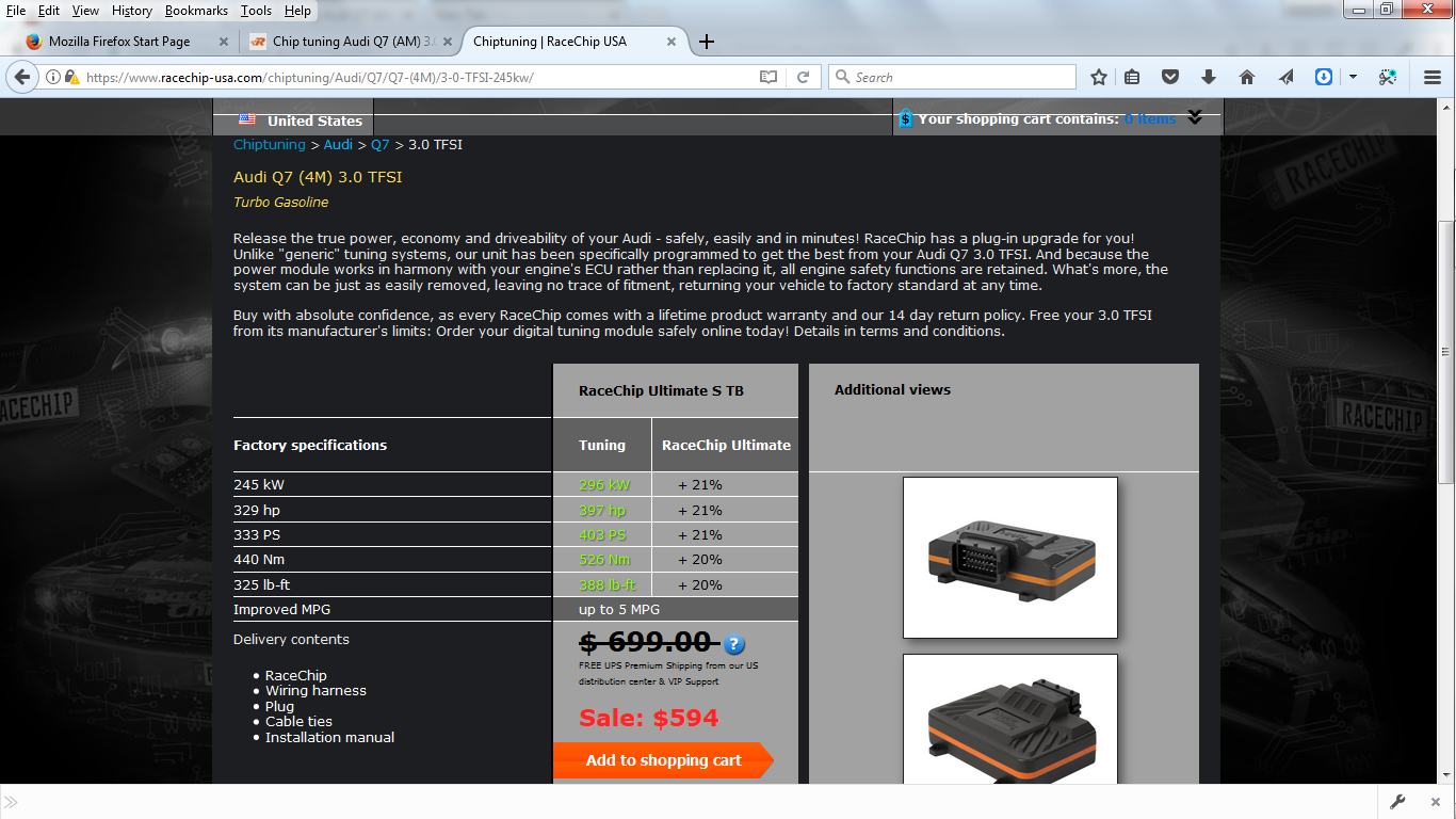 RaceChip or ECU Tuning? - Page 2 - AudiWorld Forums