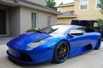 Garage - Blue Car
