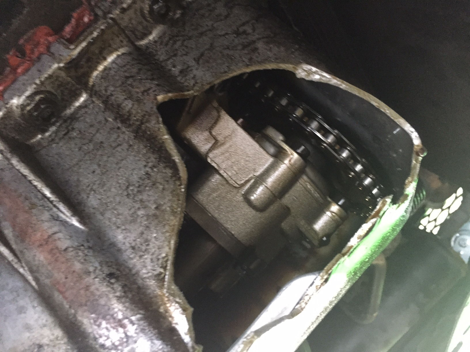 cracked oil pan thoughts audiworld forums rh audiworld com 2004 Audi RS6 Specs 2006 Audi RS6 Specs