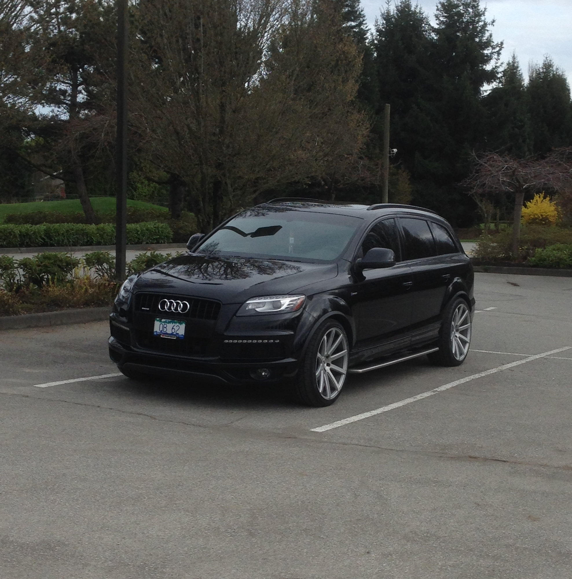 07 Audi Q7 S-Line Looking for 22