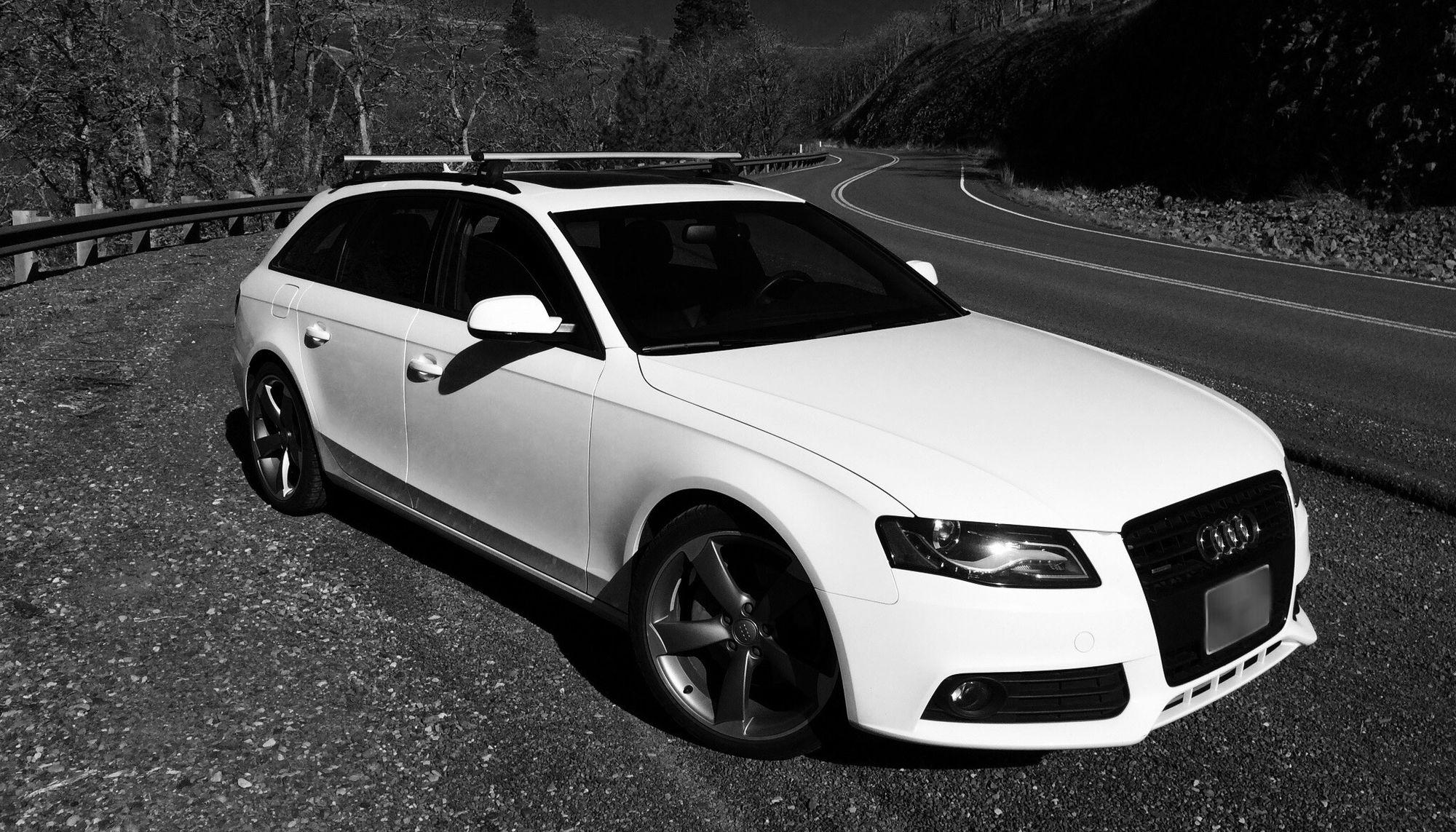 My New 2017 Audi Tts Glacier Black Optic Page 4