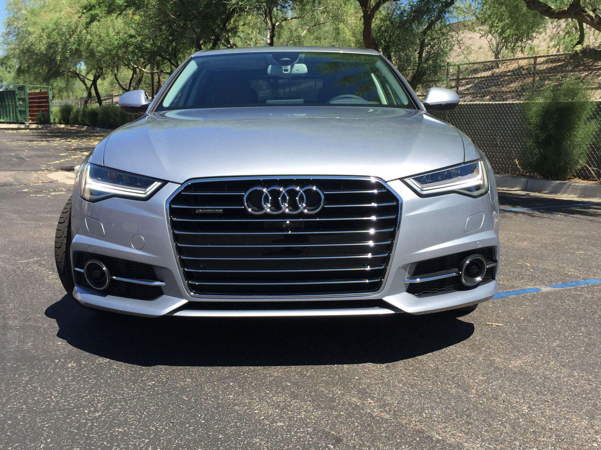 2016 A6 License Plate Frame Removal Audiworld Forums