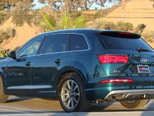 Audi Q7 Prestige Galaxy Blue Metallic By Timshuwy Audiworldcom