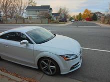 My 2013 Audi TTS
