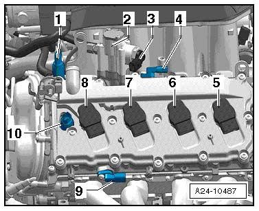Throttle Position Sensor Cost >> 2009 A8L 4.2 Code P0011 - AudiWorld Forums