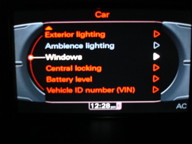 Ambient Lighting Audiworld Forums