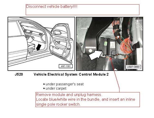 Mmi Screen Auto Open  Close Disable - Page 2