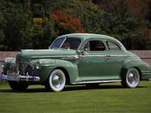 My 1941 Buick 44 Special (Series 40A) Business Coupe