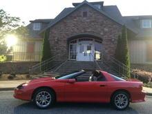 My 1997 Camaro SS #0952