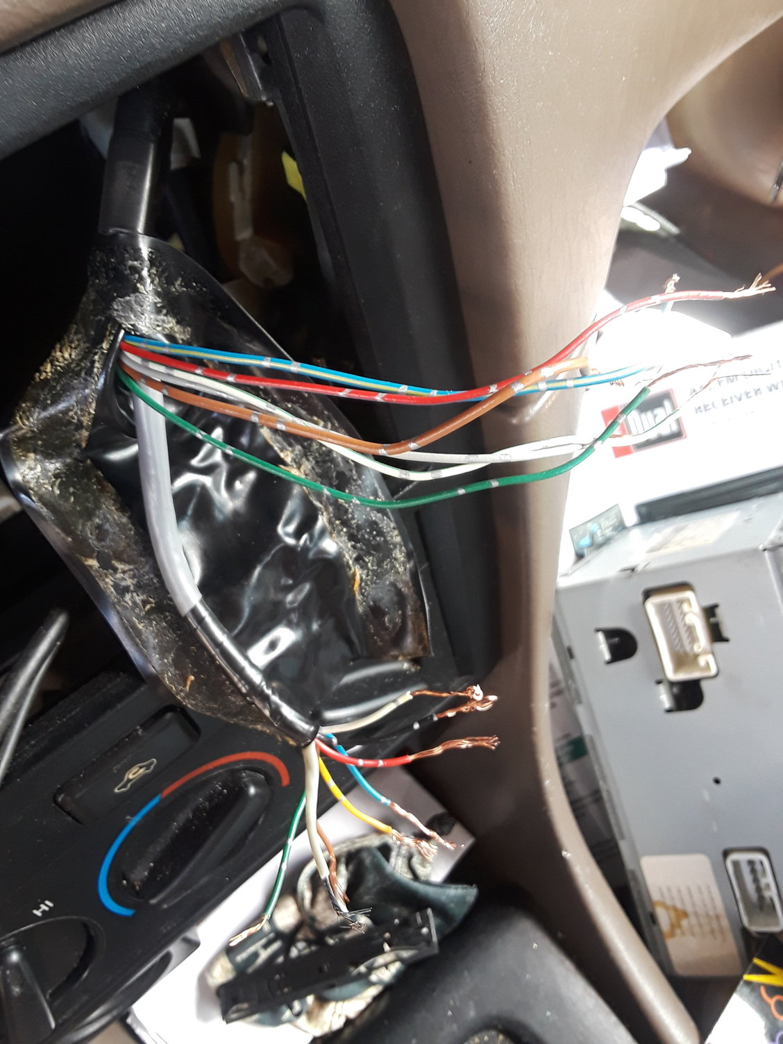 2001 toyota radio wiring. - camry forums - toyota camry forum  camry forums