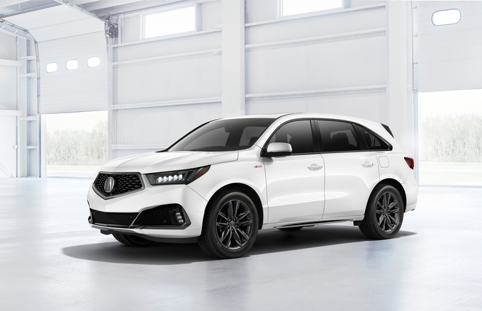 2019 Acura Mdx Deals Prices Incentives Leases Overview Carsdirect