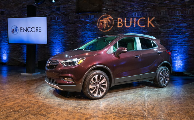 2017 buick encore deals prices incentives leases overview carsdirect. Black Bedroom Furniture Sets. Home Design Ideas