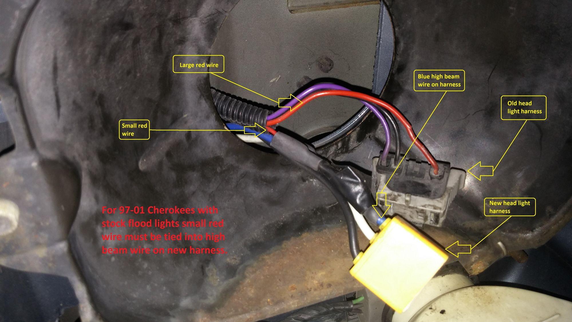 Putco Wiring Harness Jeep Cherokee   Wiring Diagram on