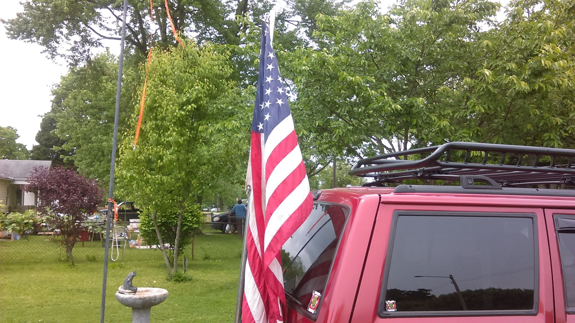 Imag Fa A F E Eb Fe F Ce Fa on Jeep Flag Pole Mount