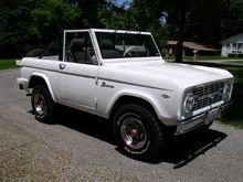 '67 Bronco