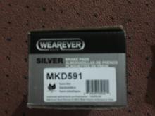 MKD591 Brand new pads