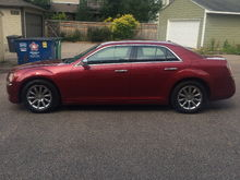 Garage - Chrysler 300 Limited